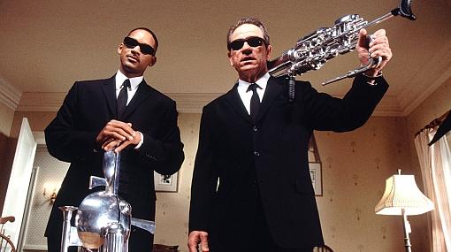 """Will Smith confirma tercera parte de la saga de """"Men in black"""""""