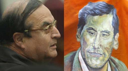 Montesinos nuevamente en el banquillo de los acusados por asesinato de Pedro Huilca