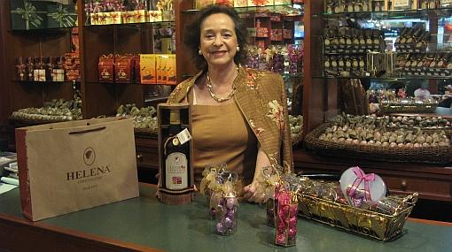 El dulce camino del éxito de Chocolates Helena