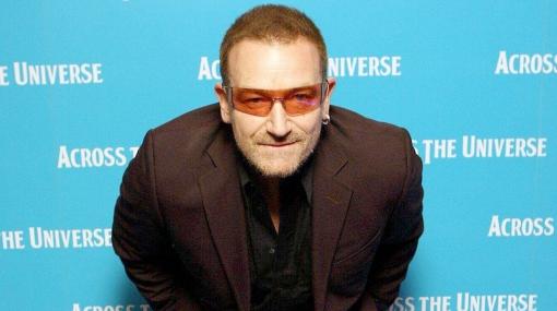 Bono celebra hoy sus 50 años