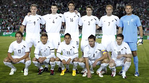 Nueva Zelanda es la primera selección en presentar a sus 23 mundialistas