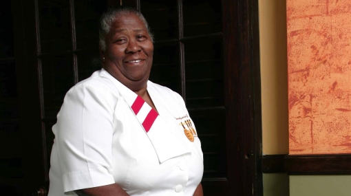 """Teresa Izquierdo: """"Para la cocina hay que tener buena mano"""""""