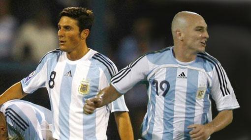 Maradona dio su lista: dejó a Zanetti y a Cambiasso fuera del Mundial