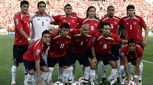 Bielsa incluyó a Valdés en nómina previa de Chile