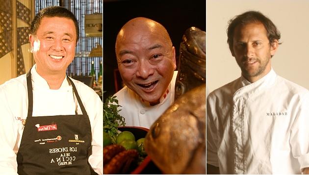 Chefs de visita: japoneses disfrutarán nuestra comida