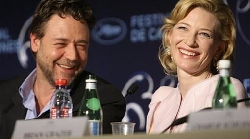 """Cate Blanchett en Cannes: """"Me hubiese gustado hacer de Robin Hood"""""""