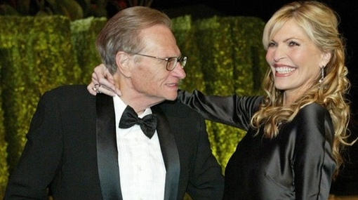 Larry King y su mujer se reconciliaron
