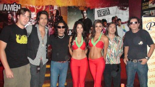Amén, Mar de Copas y ex vocalista de Zen piden dar mayor difusión al rock nacional