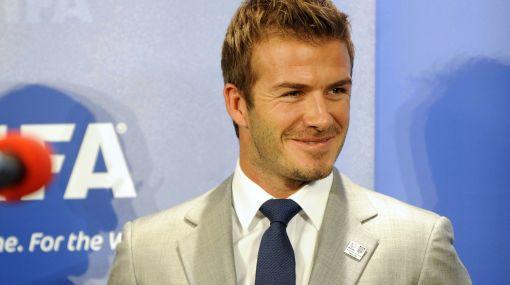 David Beckham puede ir al Mundial, pero como co-entrenador de Inglaterra