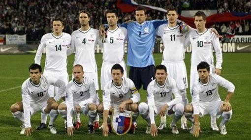 Mucho gusto: Novakovic es el más 'conocido' de Eslovenia en el Mundial