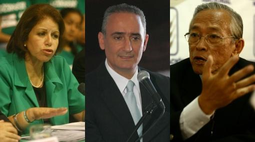 Candidatos a la Alcaldía de Lima definirán hoy fecha de debate