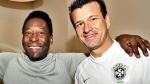 Pelé le dio su 'aprobación' a la convocatoria de Dunga para el Mundial - Noticias de  neymar