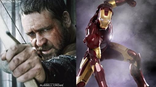 """""""Robin Hood"""" superó a """"Iron Man 2"""" en la taquilla mundial"""