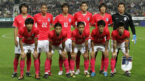 Corea del Sur redujo su nómina mundialista a 26 jugadores