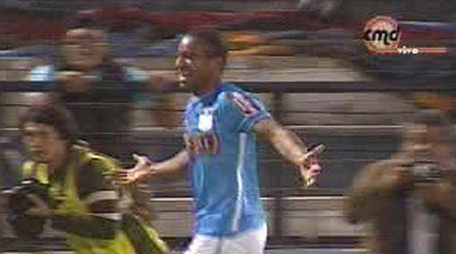 Alianza Lima y Cristal empataron 1-1 en un partido con mucho vértigo