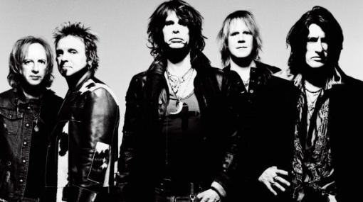 Vea las canciones con las que Aerosmith puso a 'rockear' a Venezuela