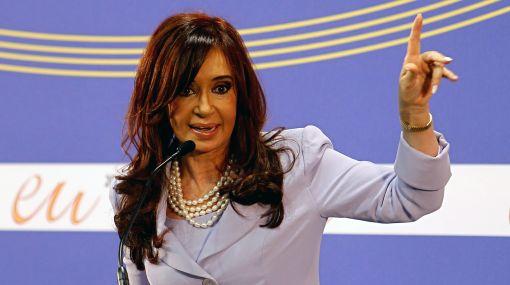 Cristina Kirchner prohíbe publicidad de la oferta sexual en medios