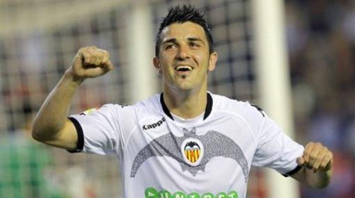 Barcelona contrató a David Villa tras pagar 40 millones de euros a Valencia