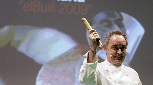 "Ferrán Adrià: ""El Bulli tiene que ser el vivero de la creatividad a nivel mundial"""