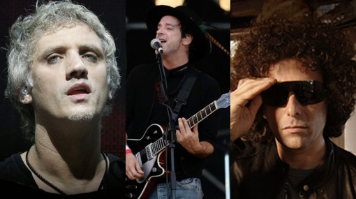 Charly Alberti, Calamaro y Ricky Martin lamentaron el estado de Cerati