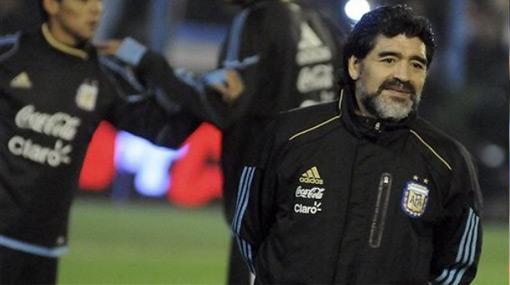 Convocados de Argentina al Mundial: Maradona mantuvo a Garcé y Lavezzi quedó fuera