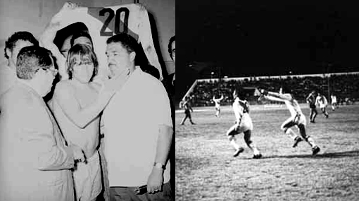 El día que Marcos Calderón 'lesionó' a 'Cachito' Ramírez para ganar la Copa América