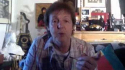 Paul McCartney abrió la puerta a un show en el Perú