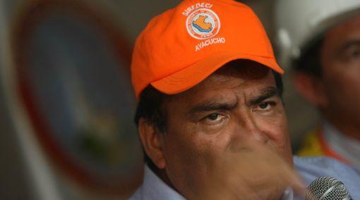 Velásquez Quesquén aseguró tener el compromiso de pobladores de Quillabamba para levantar paro