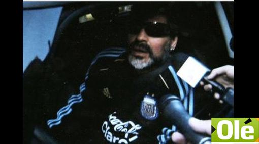 Diego Maradona confesó que se molestó con Menotti cuando lo dejó fuera de Argentina 78