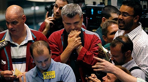 Principales bolsas del mundo se desplomaron por temor a que Europa no se recupere de la crisis