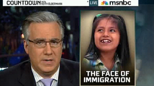"""Niña peruana que increpó a Obama es considerada por la prensa EE.UU. como """"la cara de la inmigración"""""""