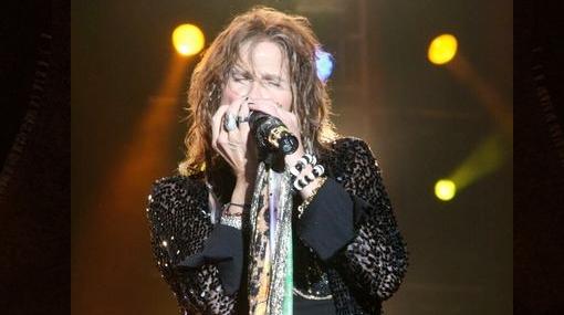 Aerosmith colgó fotos de su concierto en Lima en su página oficial