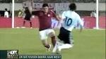 ¿En qué posición debe jugar Lionel Messi en la selección argentina? - Noticias de fc barcelona