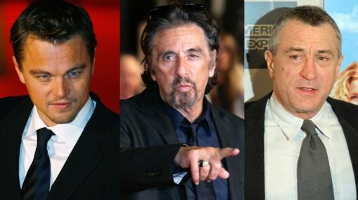 De lujo: Scorsese quiere a Al Pacino, De Niro y DiCaprio para filme sobre Sinatra