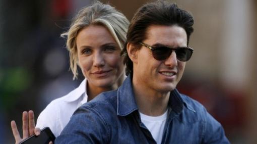 Tom Cruise y Cameron Diaz volverán a pasear juntos por las calles de Sevilla