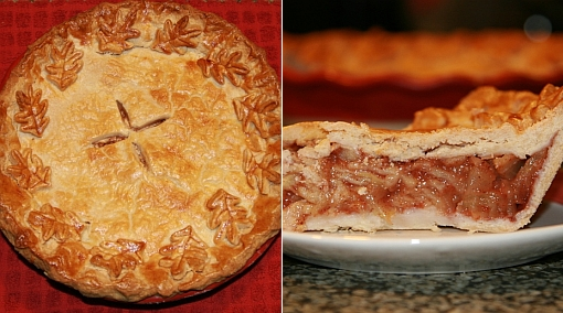 ¿Cómo preparar un delicioso pie de manzana en casa?
