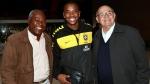 Pepe, ex técnico de Perú en las Eliminatorias de Italia 90, visitó a la selección brasileña - Noticias de jose macia