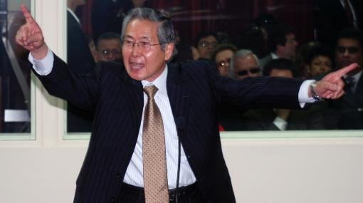 Director de penal donde Alberto Fujimori purga prisión es sacado del cargo