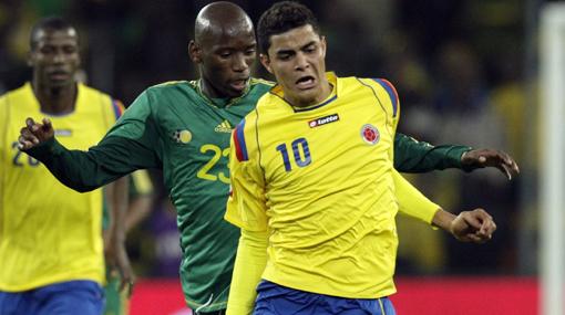 Alerta de seguridad: selección colombiana sufrió un robo en Sudáfrica