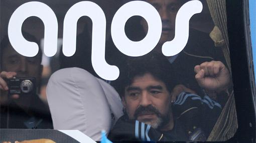 Galería: las mejores imágenes de la despedida de la selección argentina