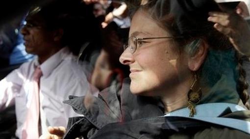 Lori Berenson solicitó al Gobierno peruano que la expulse a Estados Unidos
