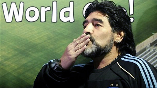 Razones para creer en lo que puede hacer el DT Maradona en el Mundial