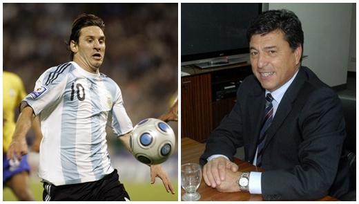 """Daniel Passarella: """"Messi nunca va a ser como Maradona"""""""
