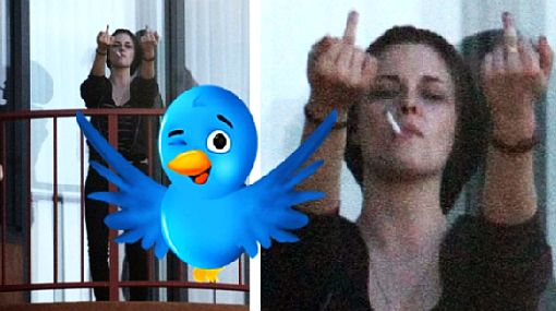 "Kristen Stewart no soporta ser famosa: ""El Twitter me arruina la vida"""