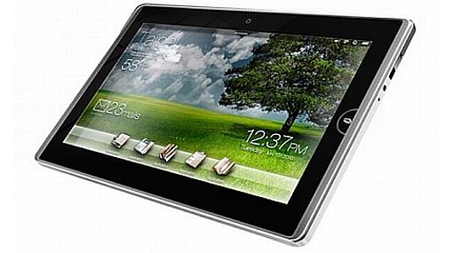Otro competidor del iPad: Asus lanzó en Asia su propia 'tablet'