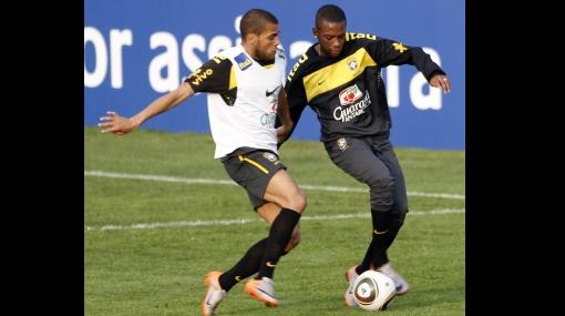 Brasil tiene sequía de goles: sus jugadores no anotan en los entrenamientos