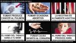 El cigarro mata en América a más gente que el sida, los accidentes y los suicidios - Noticias de cecilia amenabar