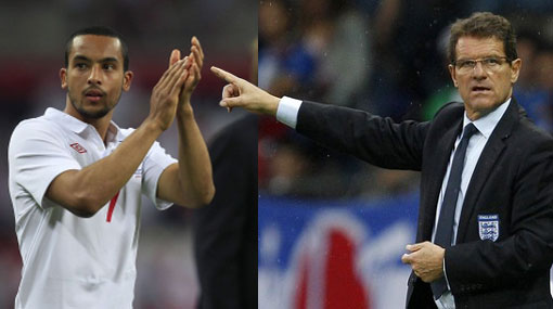 Sorpresa: Inglaterra excluyó a Theo Walcott de su lista final para el Mundial