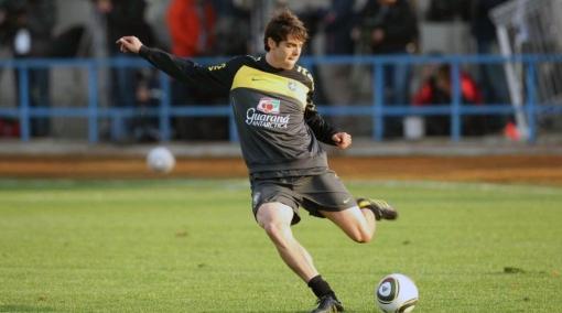Kaká heredó la '10' de Pelé, Zico y Ronaldinho