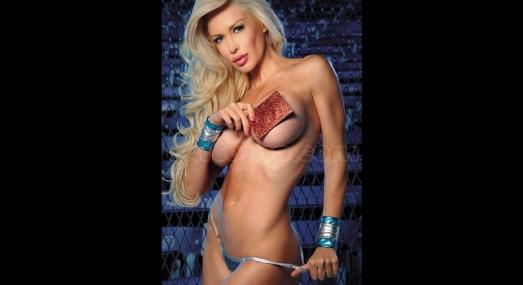 Ardiente: Luciana Salazar se desnuda por su selección